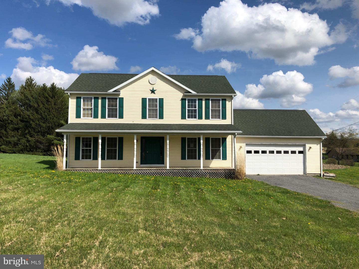 Single Family for Sale at 110 Weber Rd Oakland, Maryland 21550 United States
