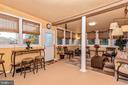 All season room, light and bright! - 1808 GREYSENS FERRY CT, POINT OF ROCKS