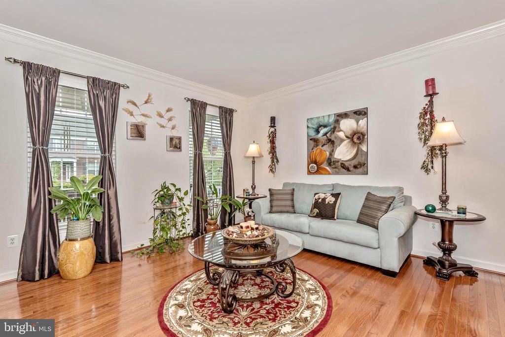 Formal livingroom - 1808 GREYSENS FERRY CT, POINT OF ROCKS
