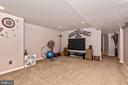 Plenty of room for entertaining or personal space - 1808 GREYSENS FERRY CT, POINT OF ROCKS