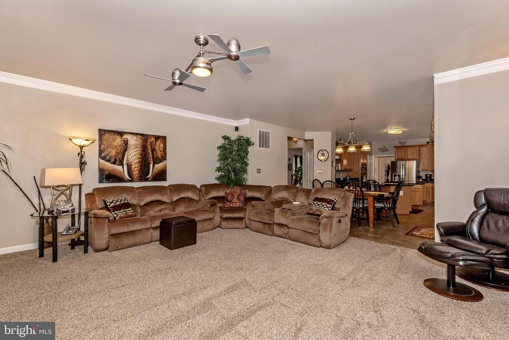 Huge family area - 1808 GREYSENS FERRY CT, POINT OF ROCKS