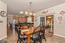 Can't get enough of this kitchen! - 1808 GREYSENS FERRY CT, POINT OF ROCKS