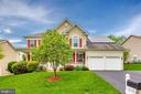 Straight on look - 1808 GREYSENS FERRY CT, POINT OF ROCKS