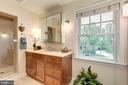 Master Bathroom - 4810 ESSEX AVE, CHEVY CHASE