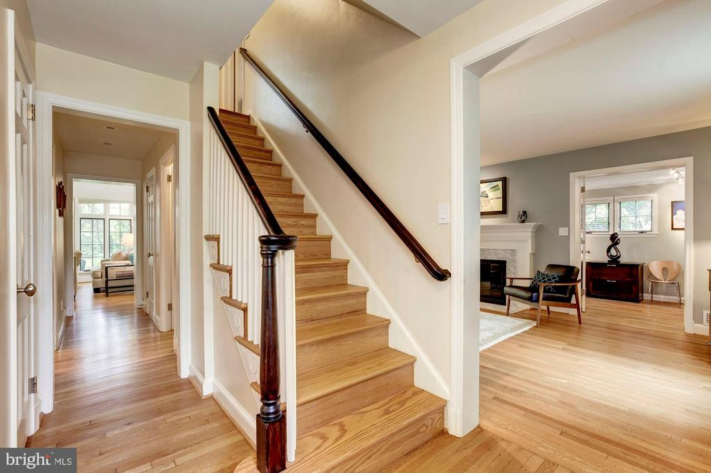 Going Up! - 4810 ESSEX AVE, CHEVY CHASE