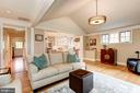 Family Room - 4810 ESSEX AVE, CHEVY CHASE
