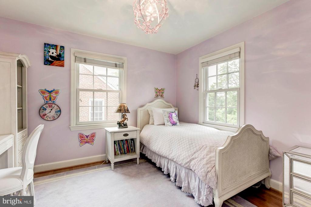 Bedroom Two - 4810 ESSEX AVE, CHEVY CHASE