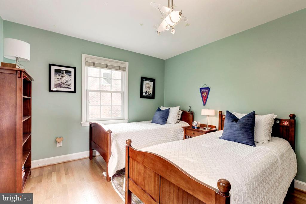Bedroom Three - 4810 ESSEX AVE, CHEVY CHASE