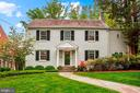 Beautiful Curb Appeal - 4810 ESSEX AVE, CHEVY CHASE