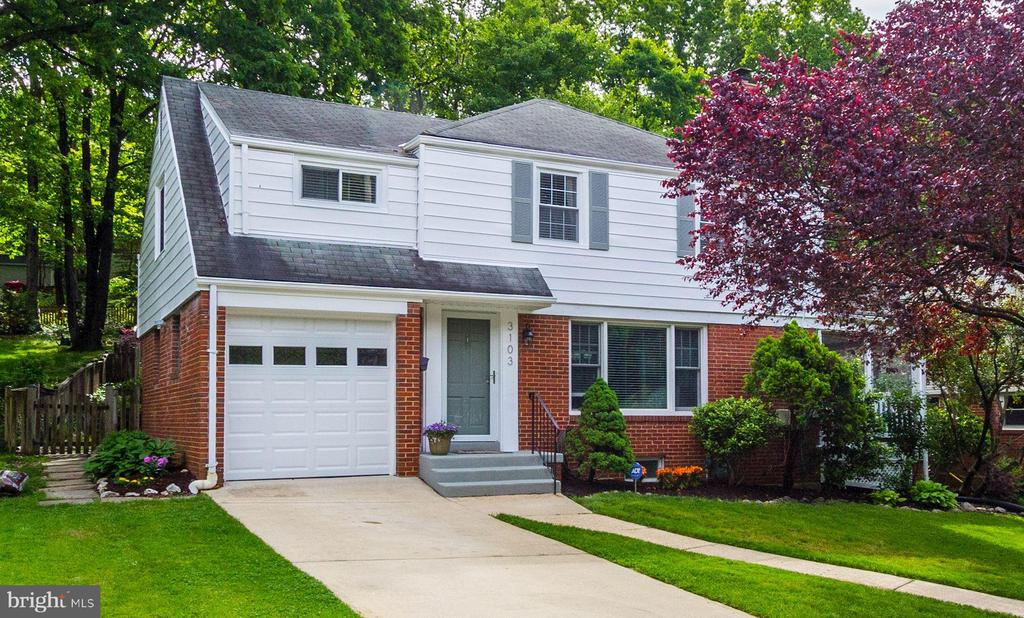 Beautiful and quiet street - 3103 CREST AVE, CHEVERLY