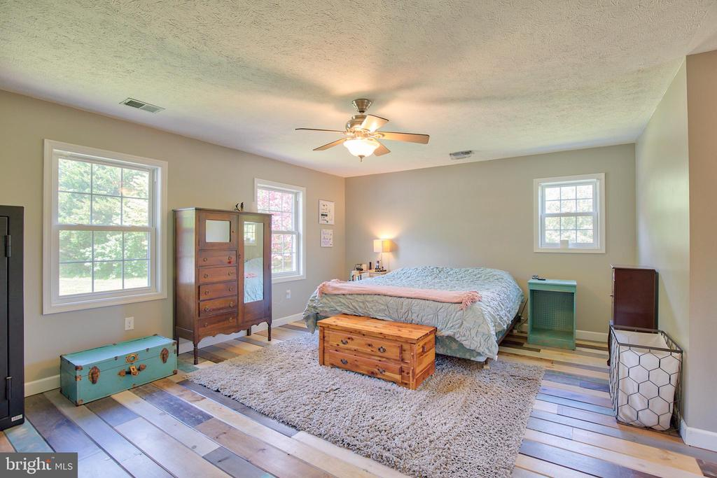 Master Suite on the Main Floor ~ - 87 LONESOME FLATS RD, FRONT ROYAL