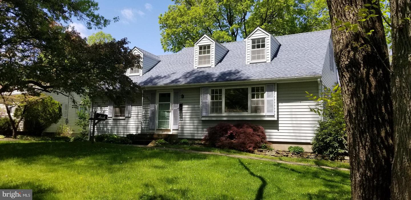 Single Family Home for Sale at Hopewell, New Jersey 08525 United States