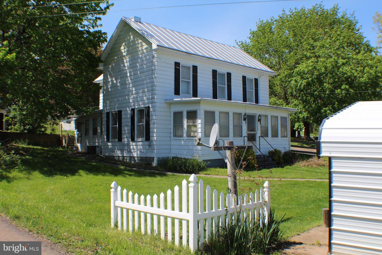 Single Family Homes のために 売買 アット Upper Tract, ウェストバージニア 26866 アメリカ