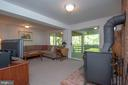 Recreation Room - 231 SHADY TREE LN, FRONT ROYAL
