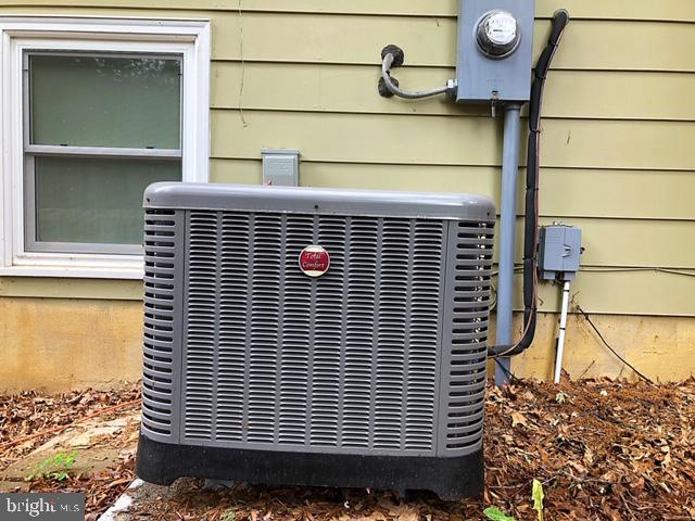 New HVAC - 5508 ELDER ST, FREDERICKSBURG