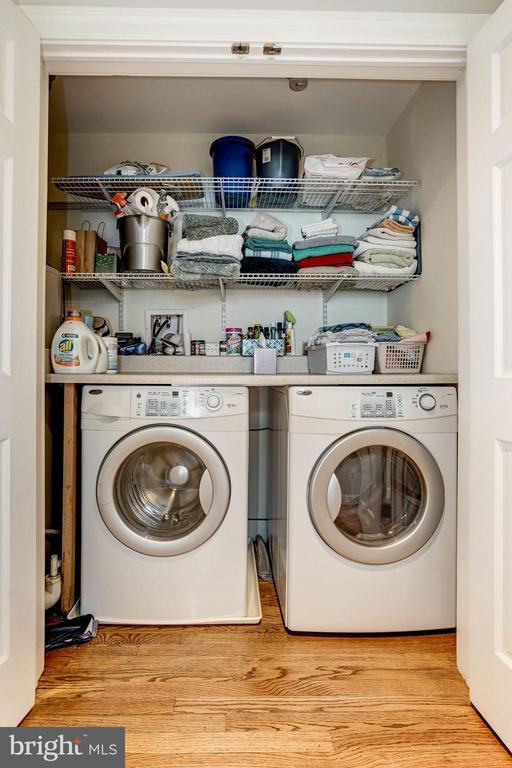 Laundry Room - 4423 SPRINGDALE ST NW, WASHINGTON