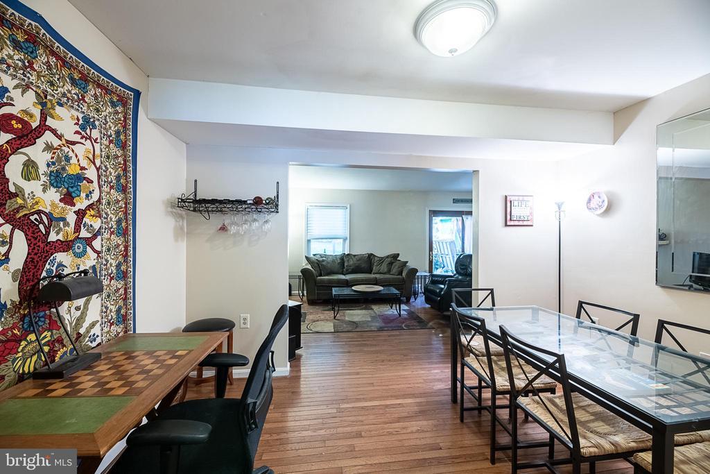 Dining Room - 708 EDWARDS FERRY RD NE, LEESBURG