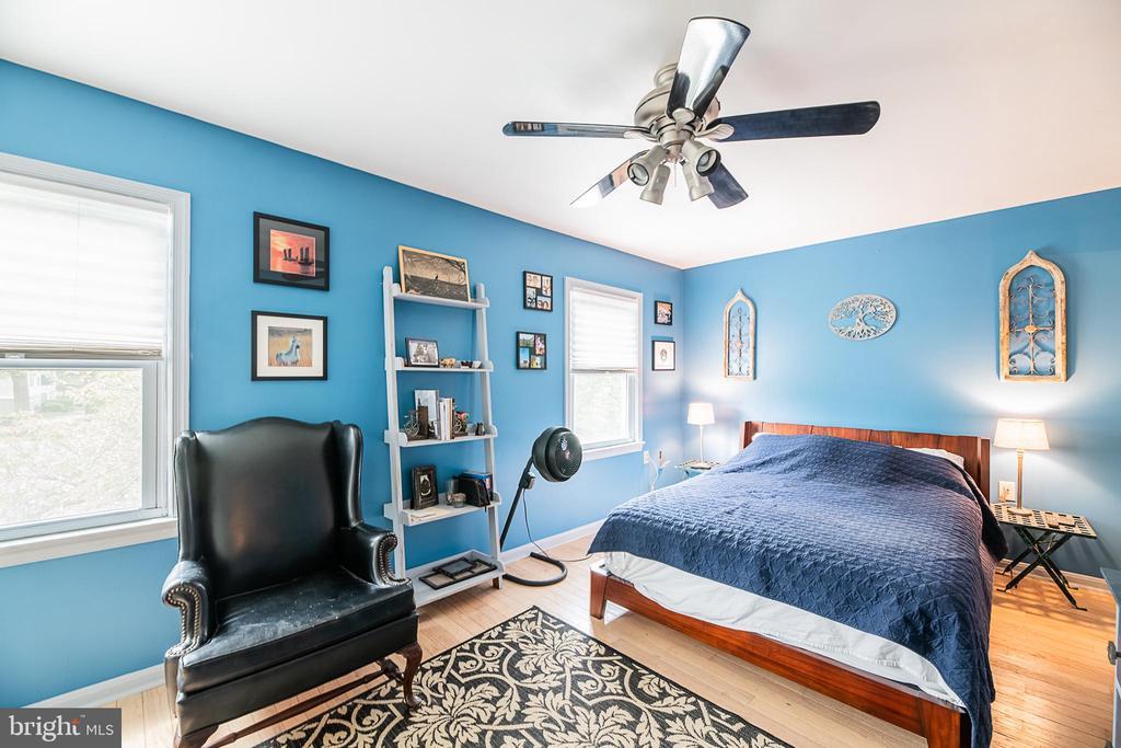 Master Bedroom - 708 EDWARDS FERRY RD NE, LEESBURG