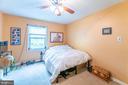 Bedroom #3 - 708 EDWARDS FERRY RD NE, LEESBURG
