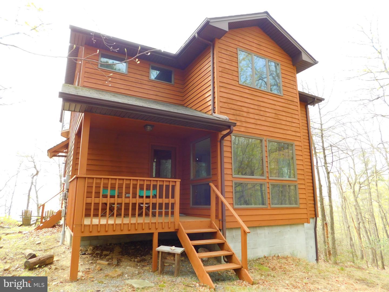 Single Family Homes 为 销售 在 New Creek, 西弗吉尼亚州 26743 美国