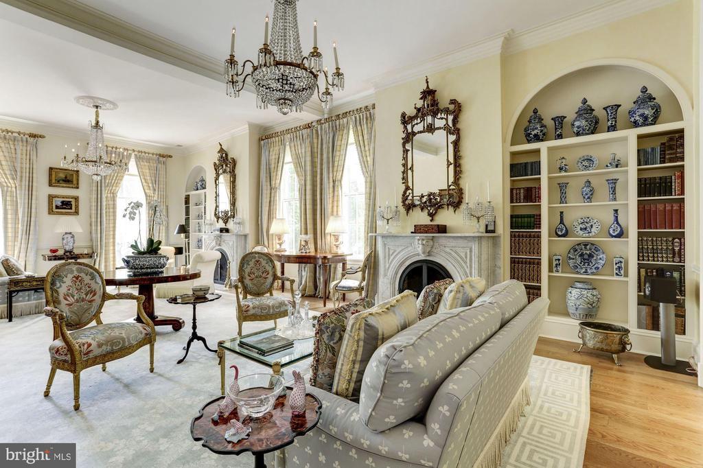 Living Room - 3147 P ST NW, WASHINGTON
