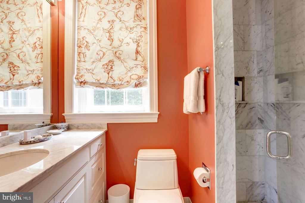 2nd Bedroom Ensuite Bath - 3147 P ST NW, WASHINGTON
