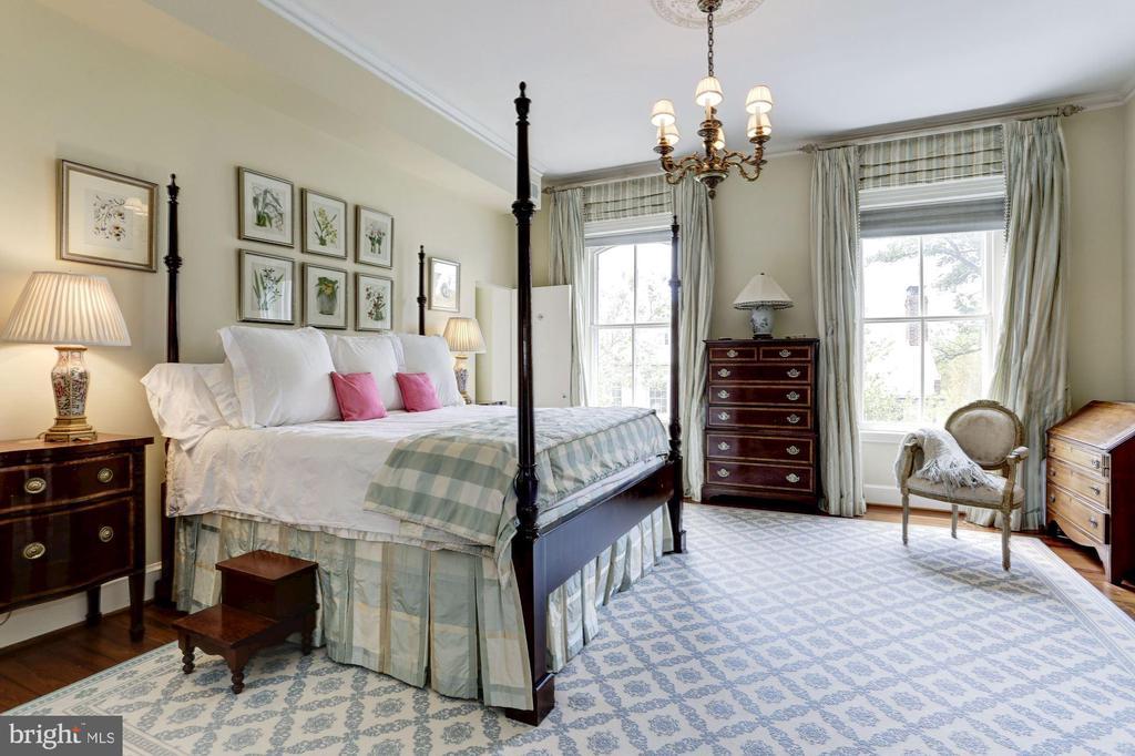 Master Bedroom - 3147 P ST NW, WASHINGTON
