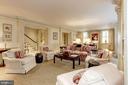 Family Room - 3147 P ST NW, WASHINGTON
