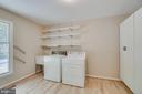 Laundry Room - 74 DISHPAN LN, STAFFORD