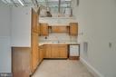 Kitchen in Studio - 74 DISHPAN LN, STAFFORD