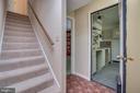 Basement with a Dark Room - 74 DISHPAN LN, STAFFORD