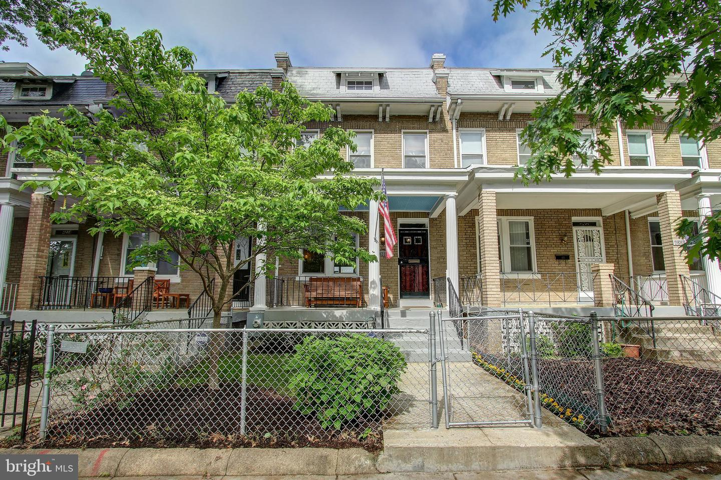 Single Family for Sale at 4218 3rd St NW Washington, District Of Columbia 20011 United States