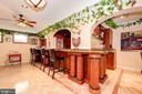 Italian Entertaining Room - 4409 WALSH ST, CHEVY CHASE