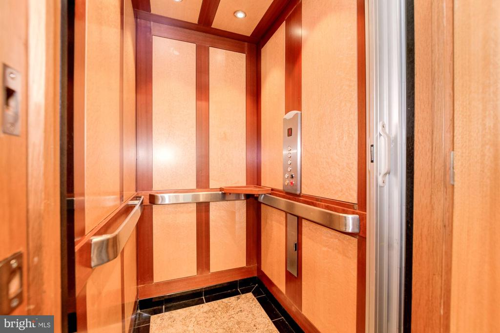 Elevator - 4409 WALSH ST, CHEVY CHASE