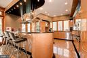 Chef's Kitchen - 4409 WALSH ST, CHEVY CHASE