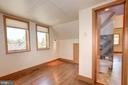 Potential Bedroom/Multi-purpose Room - 4409 WALSH ST, CHEVY CHASE