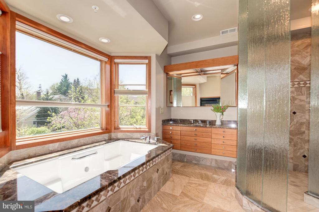 Master Bathroom - 4409 WALSH ST, CHEVY CHASE