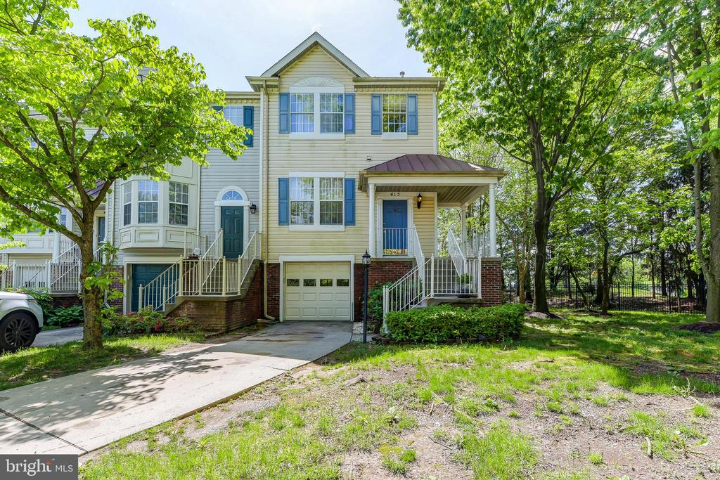 415  BEACON HILL TERRACE, Gaithersburg in MONTGOMERY County, MD 20878 Home for Sale