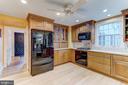 Kitchen - 12 CONISTON RD, TOWSON