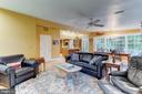 Family Room - 12 CONISTON RD, TOWSON