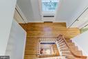 Second Floor Hallway - 12 CONISTON RD, TOWSON