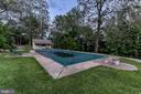 Pool and Cabana - 12 CONISTON RD, TOWSON
