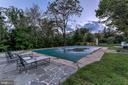 Bluestone Pool Patio - 12 CONISTON RD, TOWSON