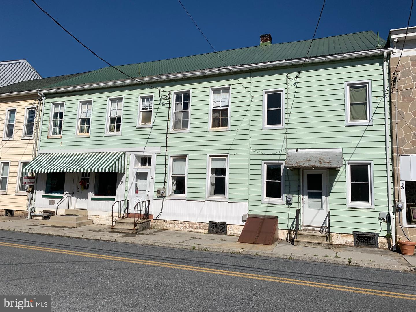 Triplex for Sale at Bethel, Pennsylvania 19507 United States