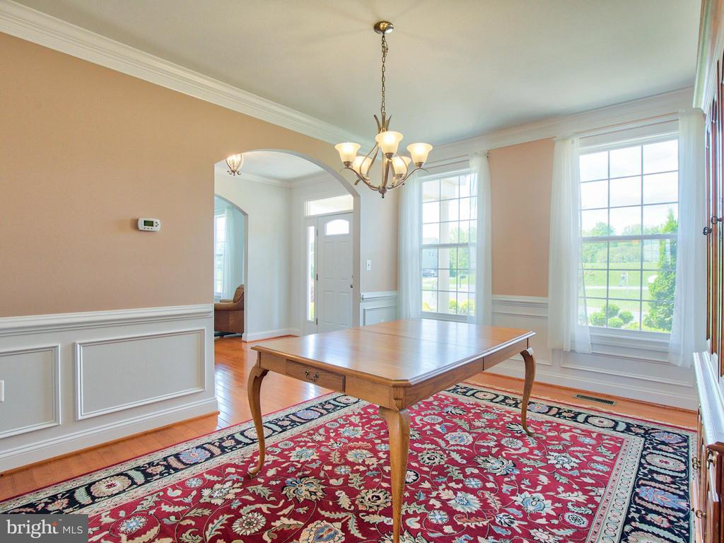 Dining Room - 308 SAINT ANDREWS CT, WINCHESTER