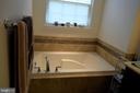Master tub - 22876 CHESTNUT OAK TER, STERLING