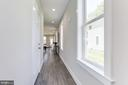 Popular engineered hardwood floors - 109 WILSON AVE NW, LEESBURG