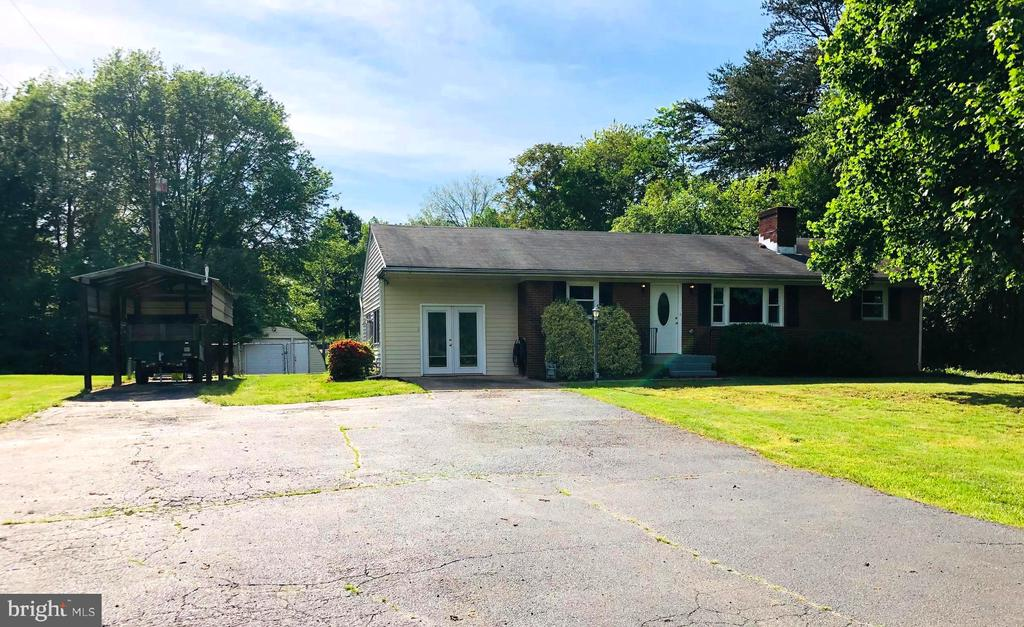 10742  JAMES MADISON HIGHWAY, Bealeton in FAUQUIER County, VA 22712 Home for Sale