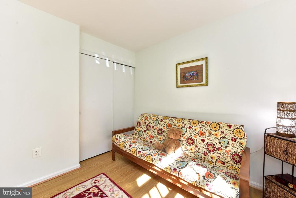 Bedroom 2 - 2809 S WOODROW ST #A, ARLINGTON