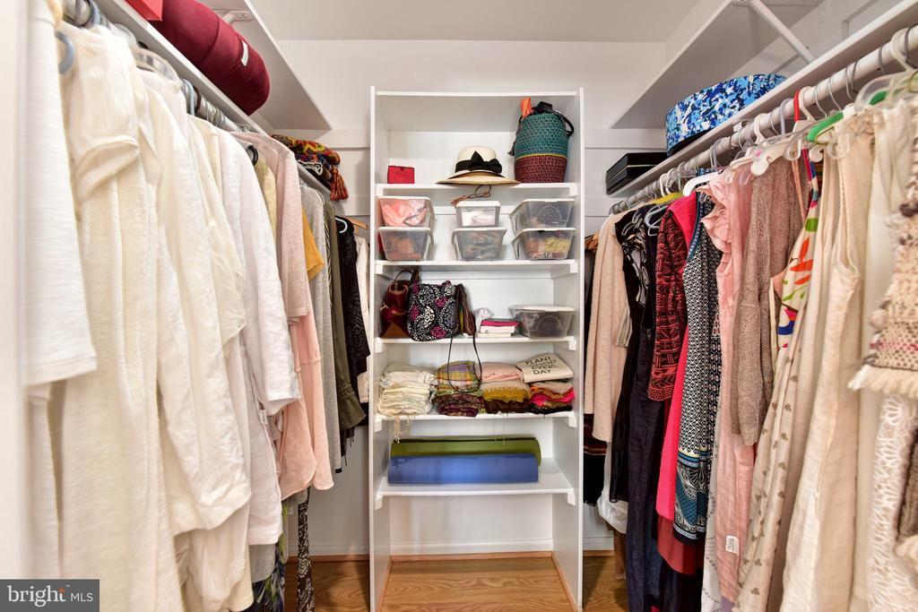 Master Closet - 2809 S WOODROW ST #A, ARLINGTON